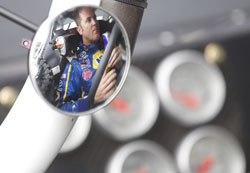K&N Pro Series racing certainly demands focus and endurance, something Eric Holmes has plenty of