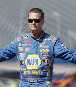 NASCAR K&N Pro Series West Racer Eric Holmes