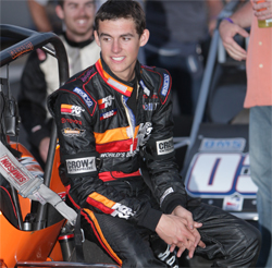 The Chili Bowl will be Nic Faas' next racing event for Western Speed Racing and K&N Filters