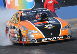 NHRA Racer Mike Ferderer's K&N Filters 2004 Pontiac Grand Am