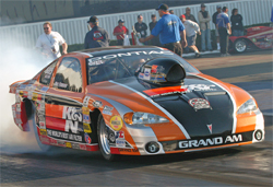 K&N Sponsored Mike Ferderer finished No. 2 in the world in Super Gas