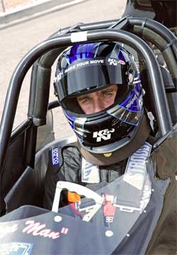 Hollywood may call drag racer Jonathan Fiello again