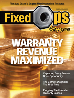 Look for article on K&N's Commitment to Customer Service in March 2009 edition of Fixed Ops Magazine
