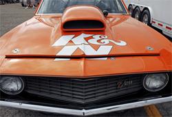 NHRA Full Throttle Drag Racing Series Winternationals brought to a halt by rain at Pomona Raceway in California