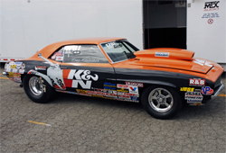 1969 Camaro Super Stocker has the most wins in NHRA history