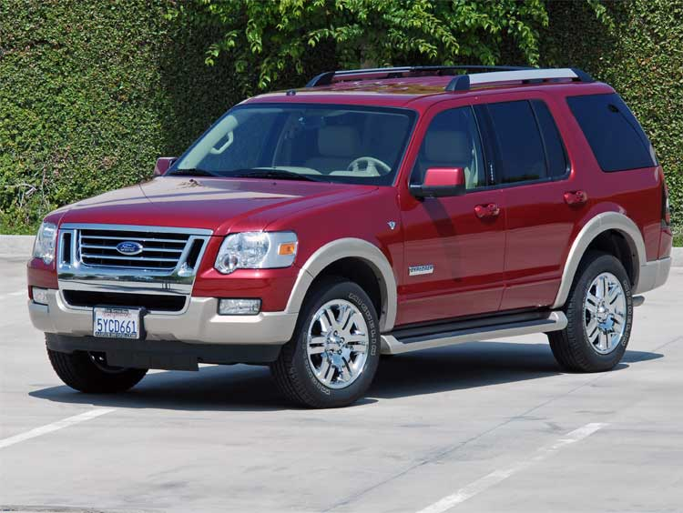 Ford Explorer Owners Raise The Bar By Estimated 11 Hp With