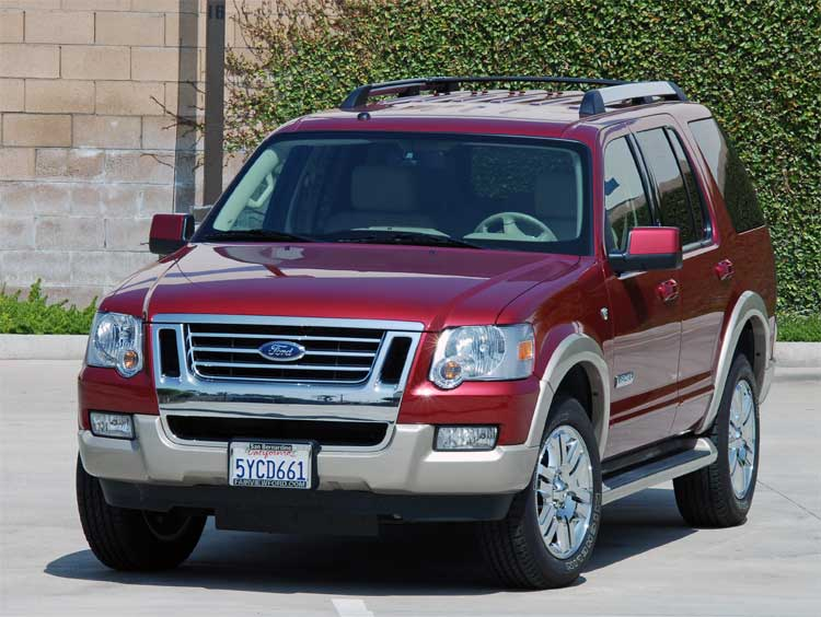 2006 to 2008 Ford Explorer Gets Additional Power with KN