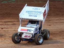 Forsberg plans to race for more points in the Civil War Series at Placerville, California
