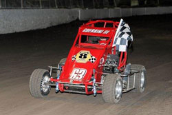 F&F Racing's first non-wing victory came back in May of 2011.