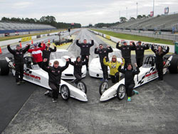 Frank Hawley's Drag Racing School is the most respected program of its kind in the world.