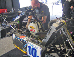 FX Racing consists of three teams and more than thirty karts all equipped with K&N
