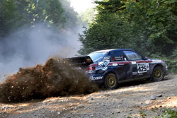Adam Yeoman and Jordan Schulze share driving duties for the FY Racing team.