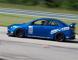Ryan Gates won is the Red Line Time Attack Modified AWD Class at Autobahn Country Club in Joliet, Illinois, photo by Rich Karbowiak from AMS