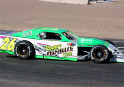 The SuperCLean Modified Racing Series returns to action at Lucas Oil 10 Speedway in Blythe, California