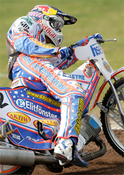 Third World Championship crown possible for World Speedway Grand Prix points leader Jason Crump