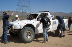 Next on the racing schedule for Macrae Glass is the Vegas to Reno event in August. photo by EventPhotoDigital.com