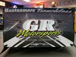 GR Motorsports of Cushing, Wisconsin