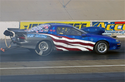 NHRA Sportsman Class Racer Chip Rumis drove 1994 Chevy Camaro for Speed TV