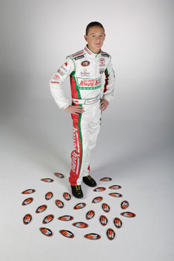 Gray Gaulding scheduled for three NASCAR K&N Pro Series West races