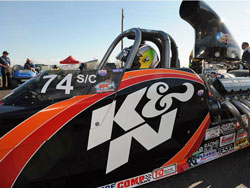 Everything I own from my dragster to my daily driver to my rig is protected by K&N filters.
