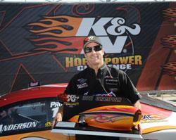 2011 K&N Horsepower Challenge Champion Greg Anderson