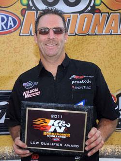 NHRA Pro Stock Champion Greg Anderson