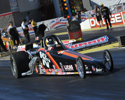 Greg Boutte's 2002 Worthy dragster