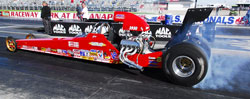 Greg Kamplain has an intense schedule planned during the 2010 NHRA season