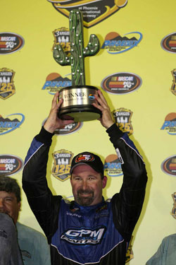 Greg Pursley Wins NASCAR K&N Pro Series West at Phoenix International Raceway