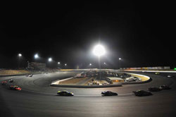 The NASCAR K&N Pro Series West Has returneds to Bakersfield, CA as the NAPA Auto Parts 150