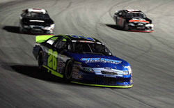 NASCAR K&N Pro Series West Driver Greg Pursley