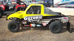 Guthrie Racings' Lucas Oil Off Road Racing Series Modified Kart