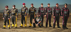 Entire Premiere Motorsports Group team