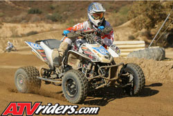 Maxxis / H&M Motorsports David Haagsma won 8 out of ten races in the 2012 Yamaha Quad-X Racing Series earning him his first Yamaha Quad-X Pro ATV Championship