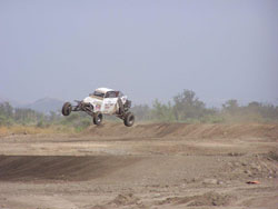 This is John Holmes idea of a nice buggy ride.