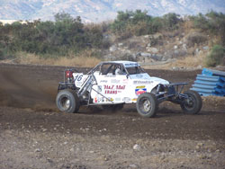 K&N sponsored Holmes Motorsports has won back-to-back Pro-Buggy Lucas Oil Regional Off-Road Series Championships.