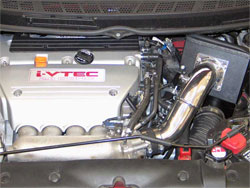 69-1014TS prototytpe installed in the 2007 Honda Civic Si 2.0L