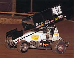 Dale Howard has five feature wins under his belt this year alone.