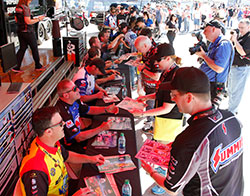 K&N Horsepower Challenge at the K&N Truck & Trailer