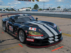 Primetime Race Teams Dodge Viper is ready for the 57th Mobil 1 Twelve Hours of Sebring