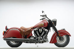 Indian Chief Vintage  Motorcycle