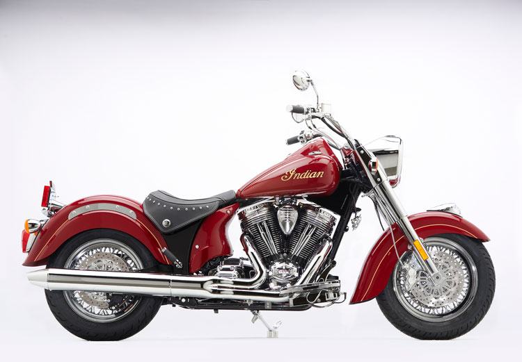 indian motorcycle chief classic filters motorcycles bike joins forces america knfilters horse