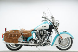 Indian Chief Roadmaster Motorcycle