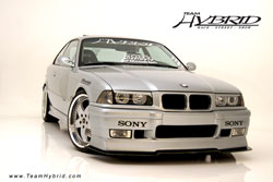 Completely Custom BMW 328IS E36