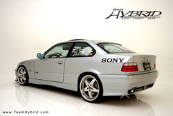 Team Hybrid 1996 BMW E36 328IS
