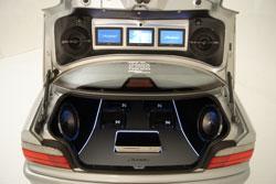 Team Hybrid Custom Audio/Video for BMW 328IS E36