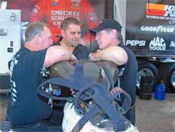 Jeff Arend's Team CSK Crew