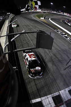 Jason Bowles Wins at Toyota Speedway in Irwindale