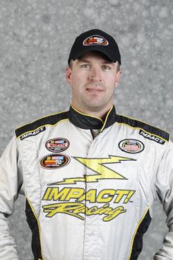 NASCAR K&N Pro Series West Driver Jason Fensler