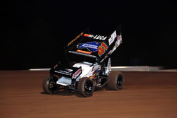 Jason Johnson Recently finished in twelfth place in the USCS Lucas Oil Short Track Nationals at I-30Sppedway in Little Rock, Arkansas.(photo by Corbet Deary)